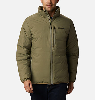 Men's Grand Wall™ Insulated Jacket Grand Wall™ Jacket | 397 | L, Stone Green, front