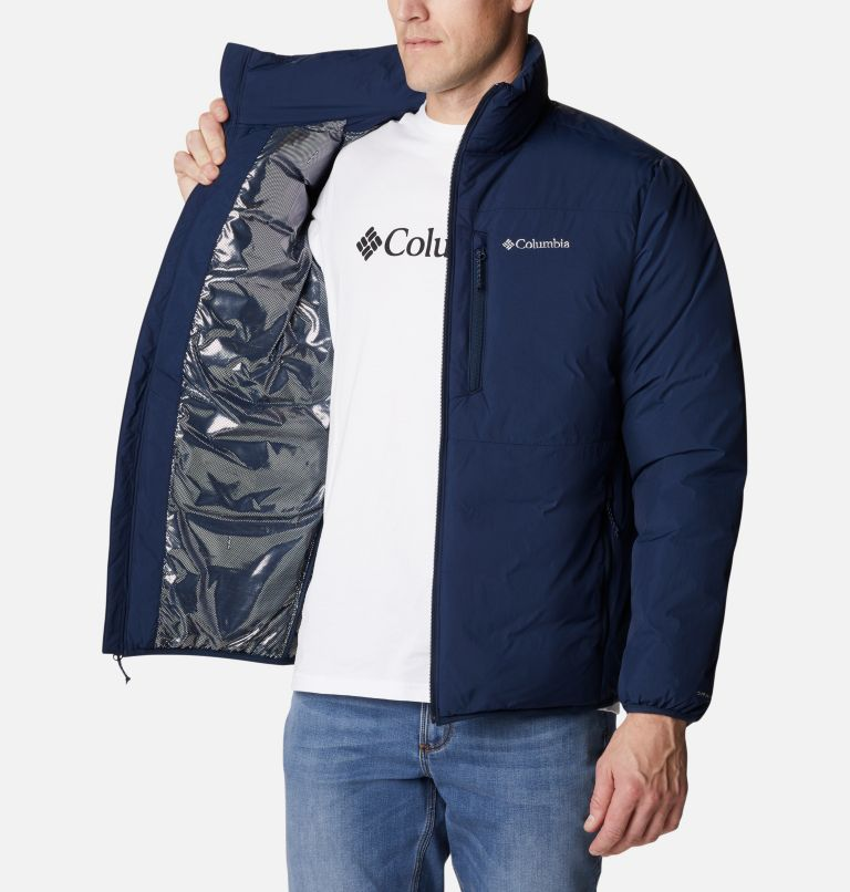 Men's Grand Wall™ Insulated Jacket - Big Men's Grand Wall™ Insulated Jacket - Big, a3