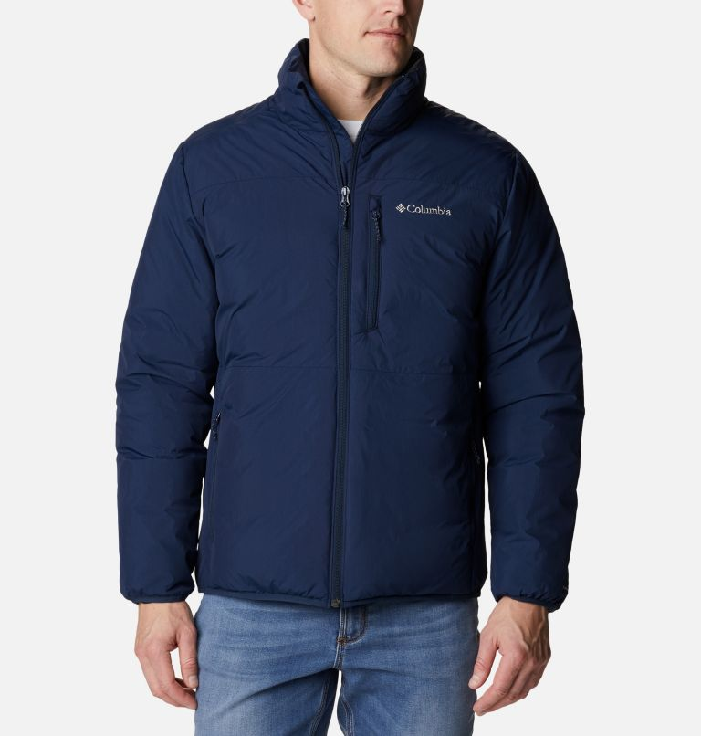 Men's Grand Wall™ Insulated Jacket - Big Men's Grand Wall™ Insulated Jacket - Big, a4