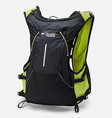 Unisex Montrail Caldorado™ 7L Vest Columbia Montrail Caldorado™ 7L Vest | 010 | S/M, Black, Bright Chartreuse, back