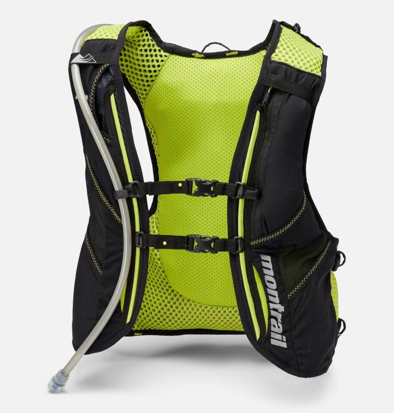 Columbia Montrail Caldorado™ 7L Vest | 010 | M/L Unisex Montrail Caldorado™ 7L Vest, Black, Bright Chartreuse, front