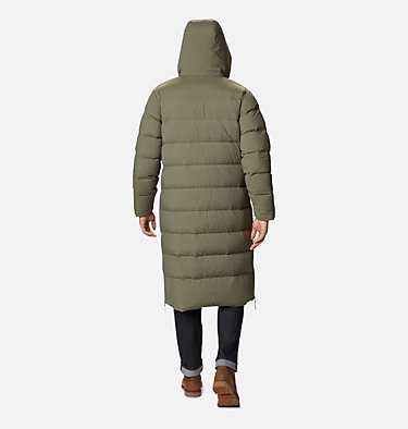Men's Street Trek Down Parka Street Trek™Down Parka | 397 | S, Stone Green, back