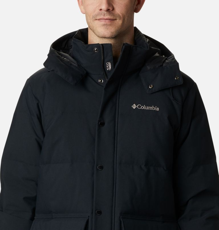 Rockfall™ Down Jacket | 011 | L Men's Rockfall™ Down Jacket, Black, Canvas, a6