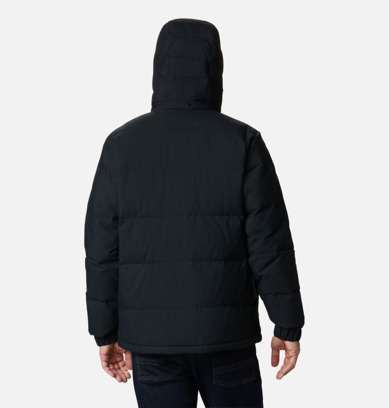 Rockfall™ Down Jacket | 011 | L Men's Rockfall™ Down Jacket, Black, Canvas, back