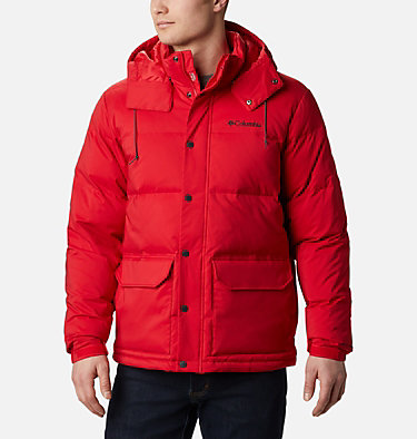 Men's Rockfall™ Down Jacket Rockfall™ Down Jacket | 613 | XXL, Mountain Red, front