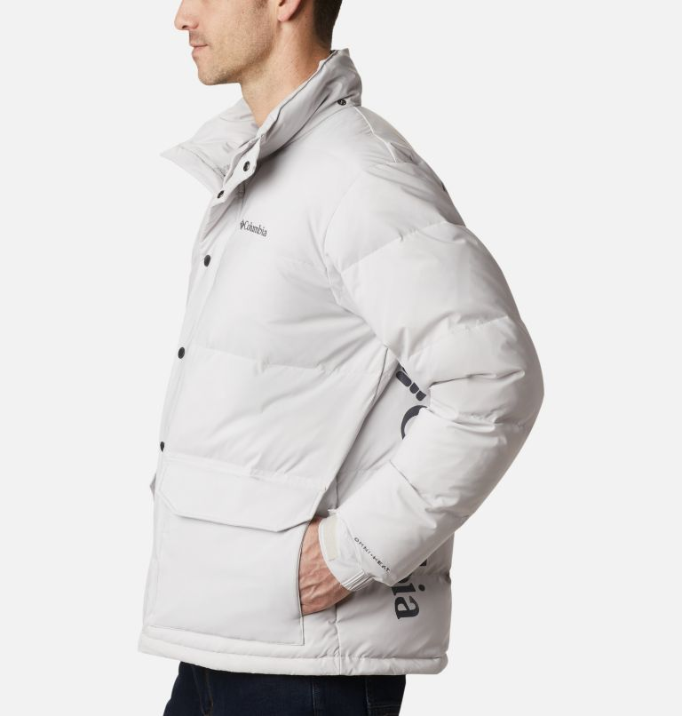 Rockfall™ Down Jacket | 043 | XL Men's Rockfall™ Down Jacket, Nimbus Grey, a1
