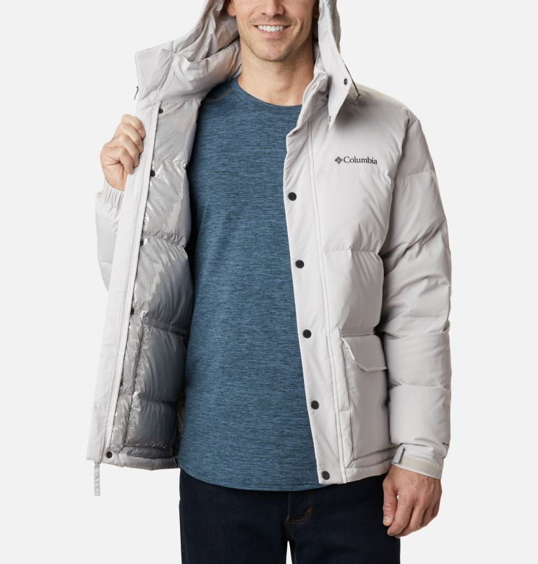 Rockfall™ Down Jacket | 043 | XL Men's Rockfall™ Down Jacket, Nimbus Grey, a3