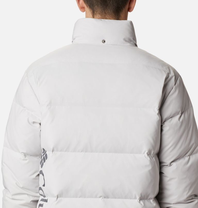 Rockfall™ Down Jacket | 043 | XL Men's Rockfall™ Down Jacket, Nimbus Grey, a5