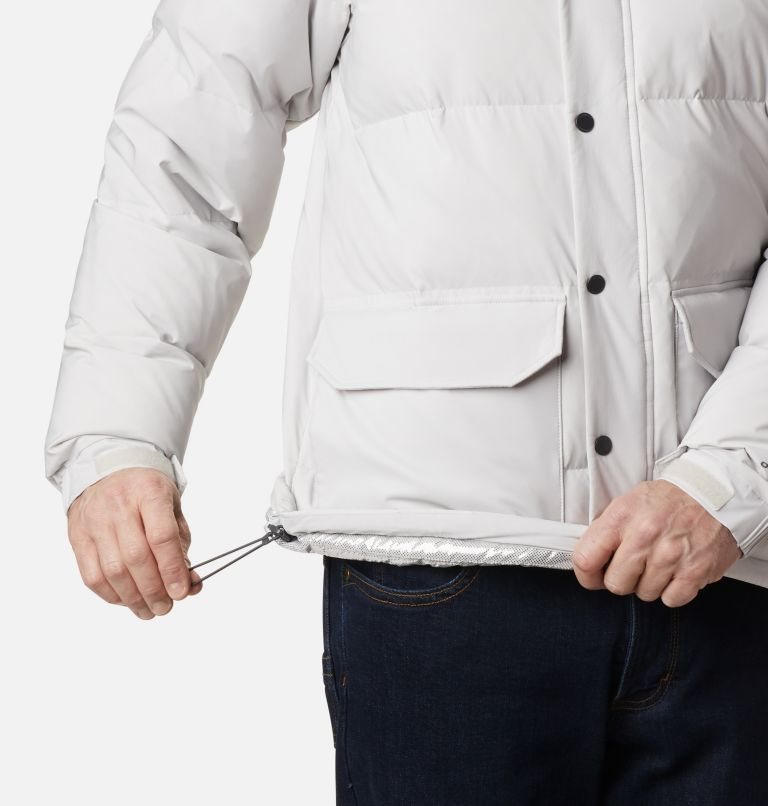 Rockfall™ Down Jacket | 043 | XL Men's Rockfall™ Down Jacket, Nimbus Grey, a6