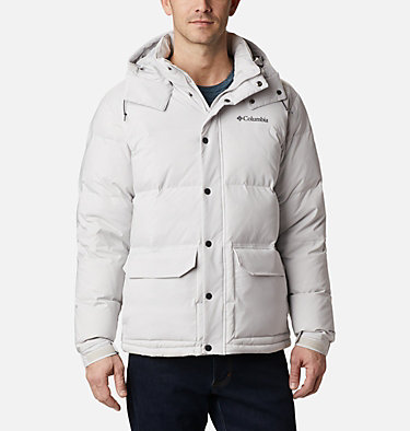 Men's Rockfall™ Down Jacket Rockfall™ Down Jacket | 043 | XL, Nimbus Grey, front