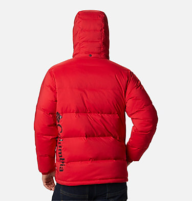 Men's Rockfall™ Down Jacket Rockfall™ Down Jacket | 043 | XL, Mountain Red, back