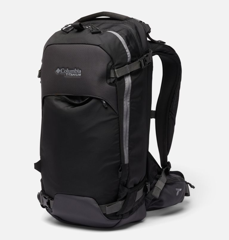 Peak Pursuit™ 32L Backpack | 010 | O/S Peak Pursuit™ 32L Backpack, Black, a3