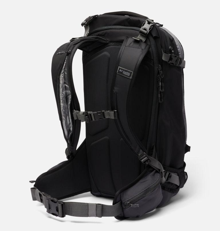 Peak Pursuit™ 32L Backpack | 010 | O/S Peak Pursuit™ 32L Backpack, Black, back
