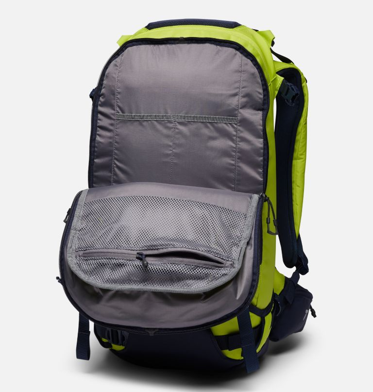 Peak Pursuit™ 32L Backpack | 386 | O/S Peak Pursuit™ 32L Backpack, Bright Chartreuse, Dark Nocturnal, a1