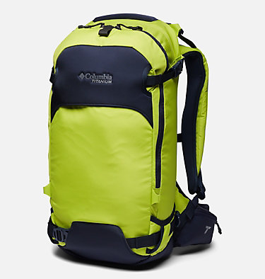 Peak Pursuit™ 32L Backpack Peak Pursuit™ 32L Backpack | 671 | O/S, Bright Chartreuse, Dark Nocturnal, front