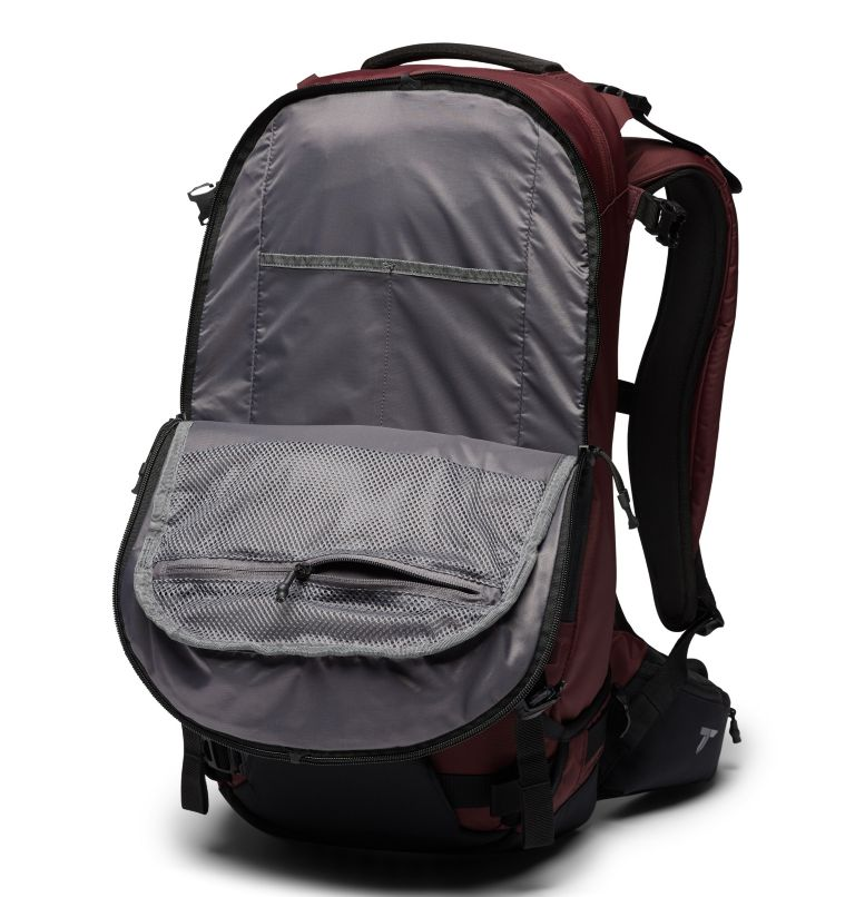 Peak Pursuit™ 32L Backpack   671   O/S Peak Pursuit™ 32L Backpack, Malbec, Black, a1