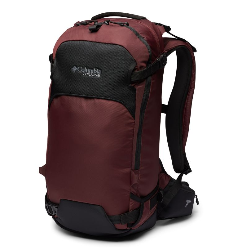 Peak Pursuit™ 32L Backpack   671   O/S Peak Pursuit™ 32L Backpack, Malbec, Black, front
