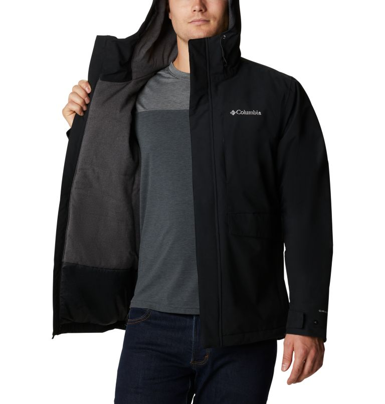 Firwood™ Jacket | 010 | XL Veste Firwood™ Homme, Black, a3