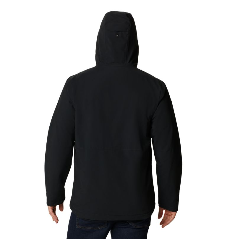 Firwood™ Jacket | 010 | XL Veste Firwood™ Homme, Black, back