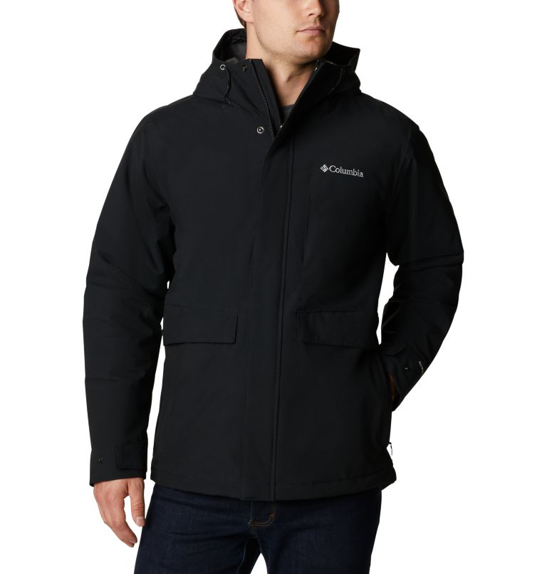 Firwood™ Jacket | 010 | XL Veste Firwood™ Homme, Black, front