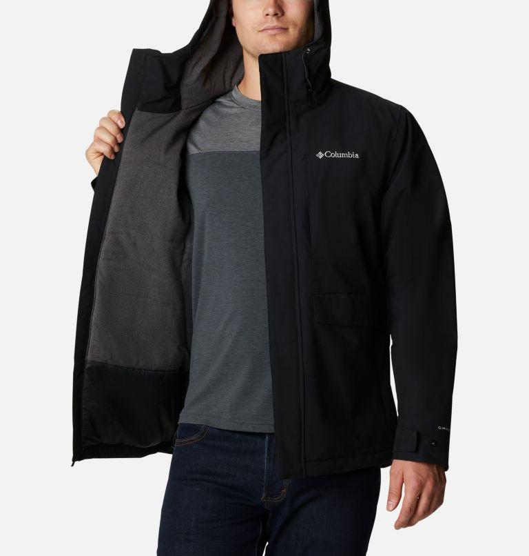Firwood™ Jacket | 010 | LT Manteau Firwood™ pour homme - Grandes tailles, Black, a3