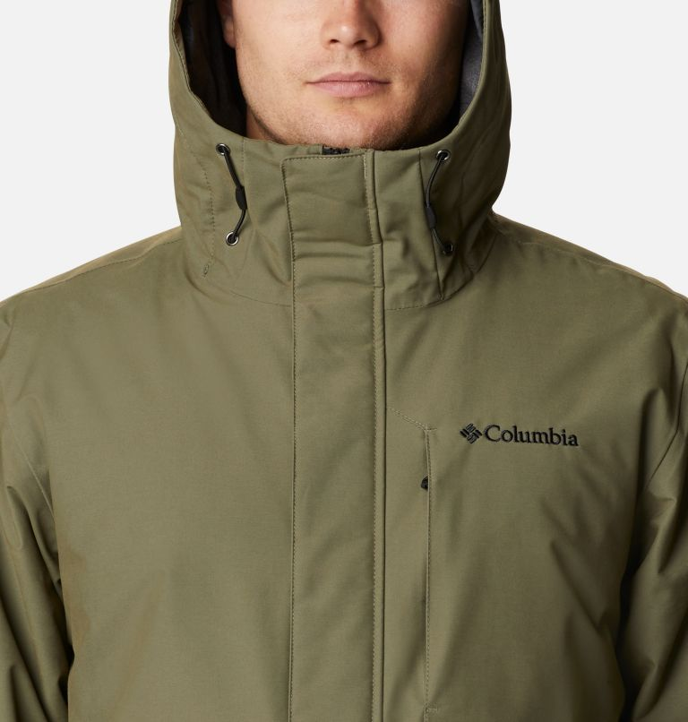 Firwood™ Jacket | 397 | 3XT Men's Firwood™ Jacket - Tall, Stone Green, a2