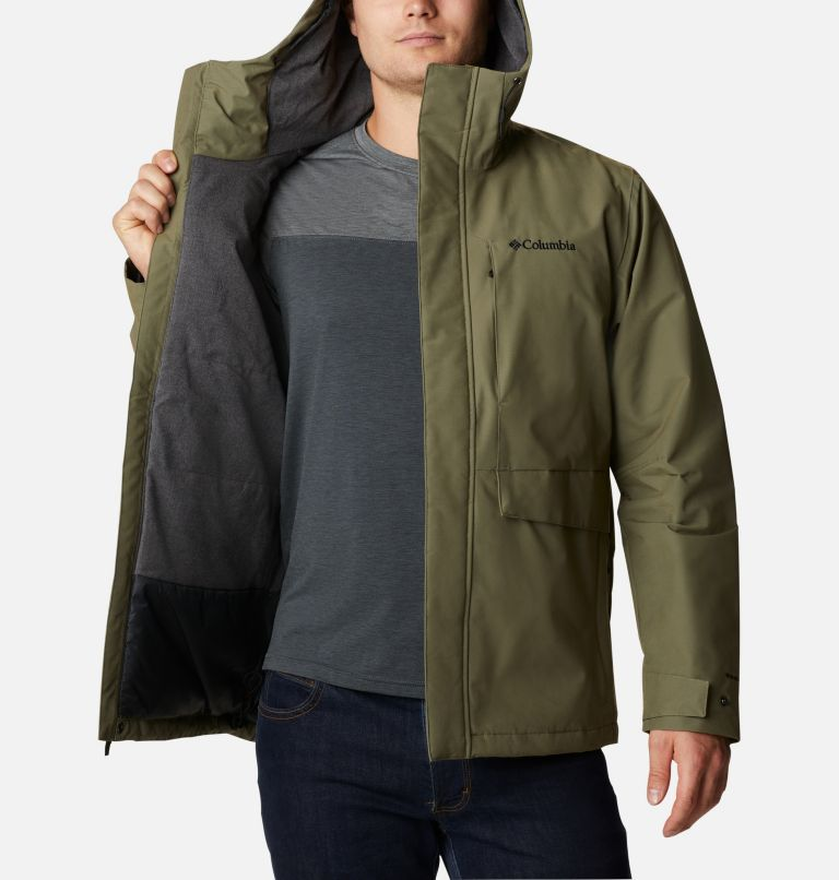 Firwood™ Jacket | 397 | 3XT Men's Firwood™ Jacket - Tall, Stone Green, a3