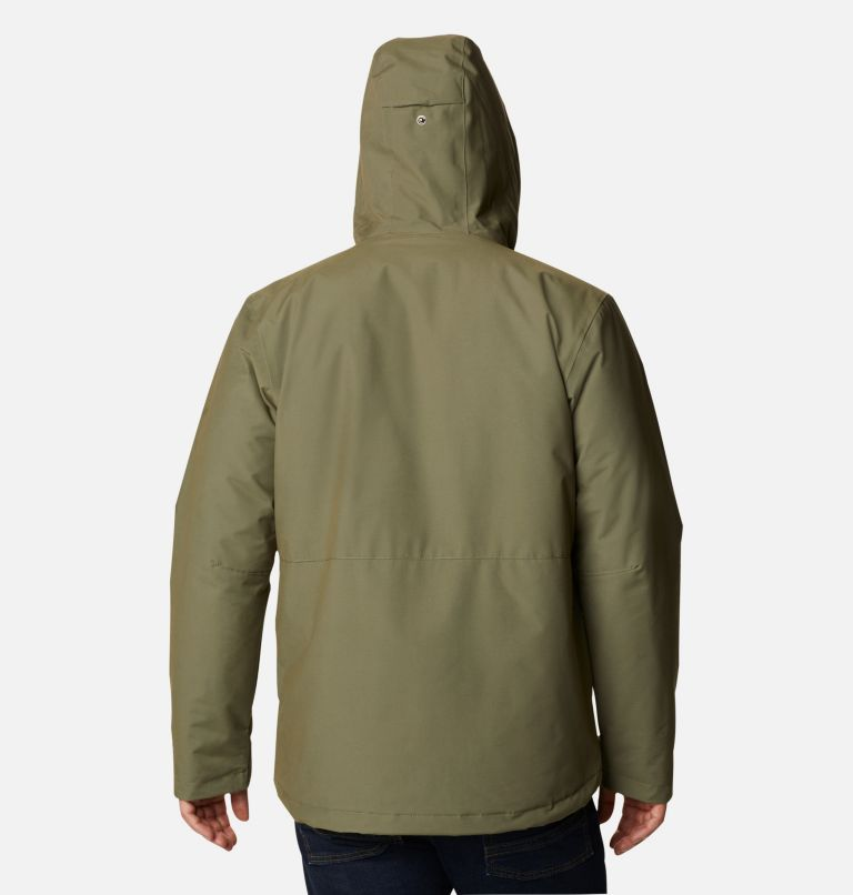 Firwood™ Jacket | 397 | 3XT Men's Firwood™ Jacket - Tall, Stone Green, back