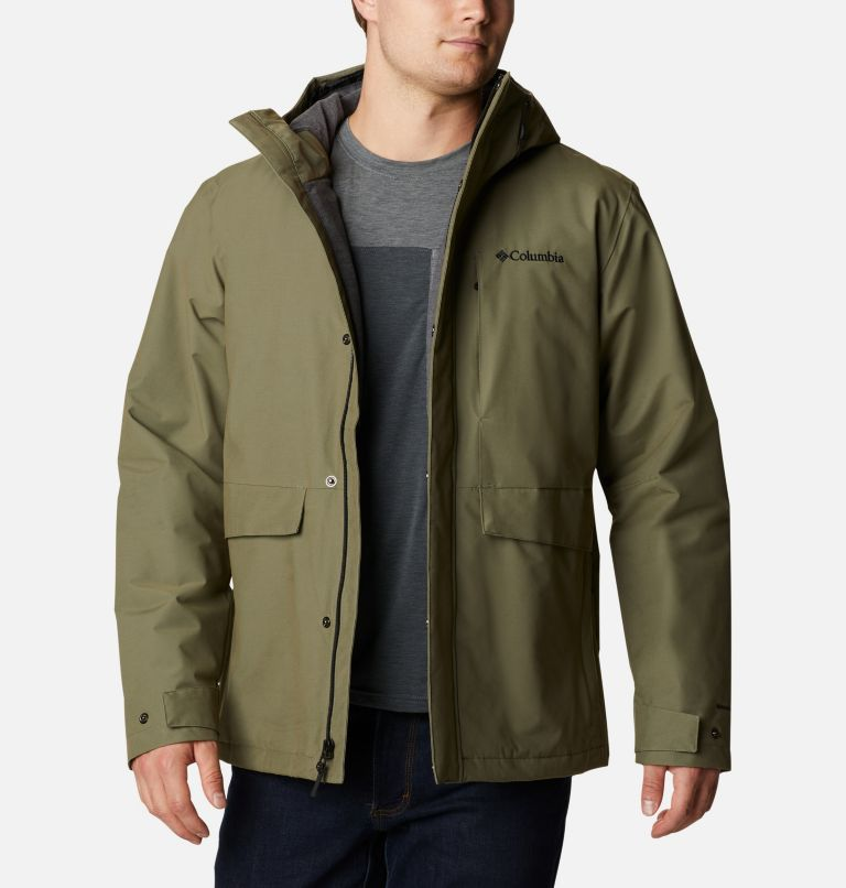 Firwood™ Jacket | 397 | 3XT Men's Firwood™ Jacket - Tall, Stone Green, front