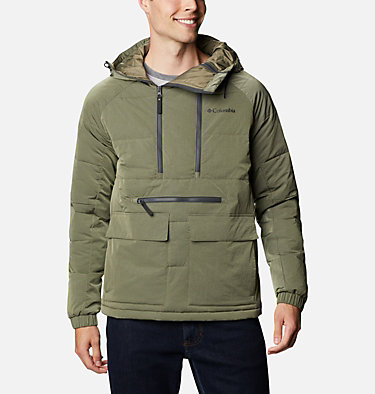 Veste à enfiler Kings Crest™ homme Kings Crest™ Pullover Jacket | 010 | XXL, Stone Green, front