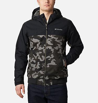 Men's Loma Vista™ Hooded Jacket Loma Vista™ Hooded Jacket | 010 | XL, Black Traditional Camo, Black, front