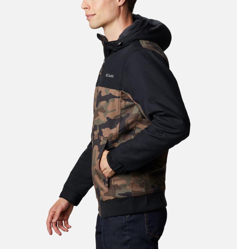 Loma Vista™ Hooded Jacket | 316 | L Men's Loma Vista™ Hooded Jacket, Cypress Traditional Camo, Black, a1