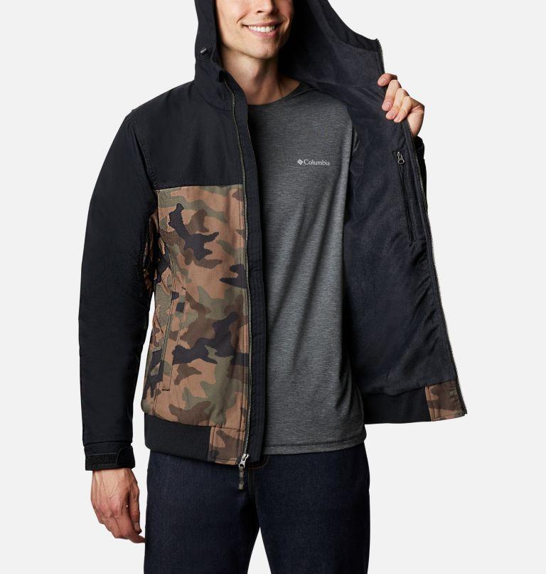 Loma Vista™ Hooded Jacket | 316 | XXL Men's Loma Vista™ Hooded Jacket, Cypress Traditional Camo, Black, a3