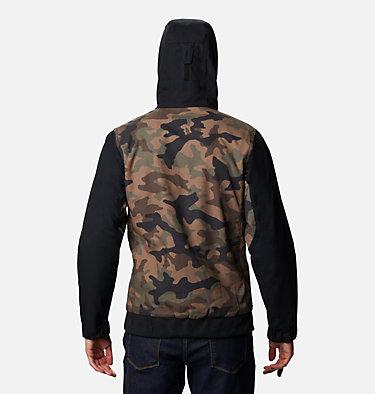 Men's Loma Vista™ Hooded Jacket Loma Vista™ Hooded Jacket | 010 | XL, Cypress Traditional Camo, Black, back