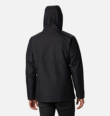 Men's Ridge Gates™ Interchange Jacket Ridge Gates™ Interchange Jacket | 010 | M, Black Dobby, back