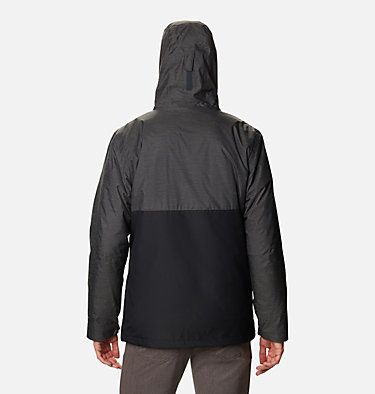 Men's Ridge Gates™ Interchange Jacket Ridge Gates™ Interchange Jacket | 011 | S, Shark Twill, Shark Slub, back