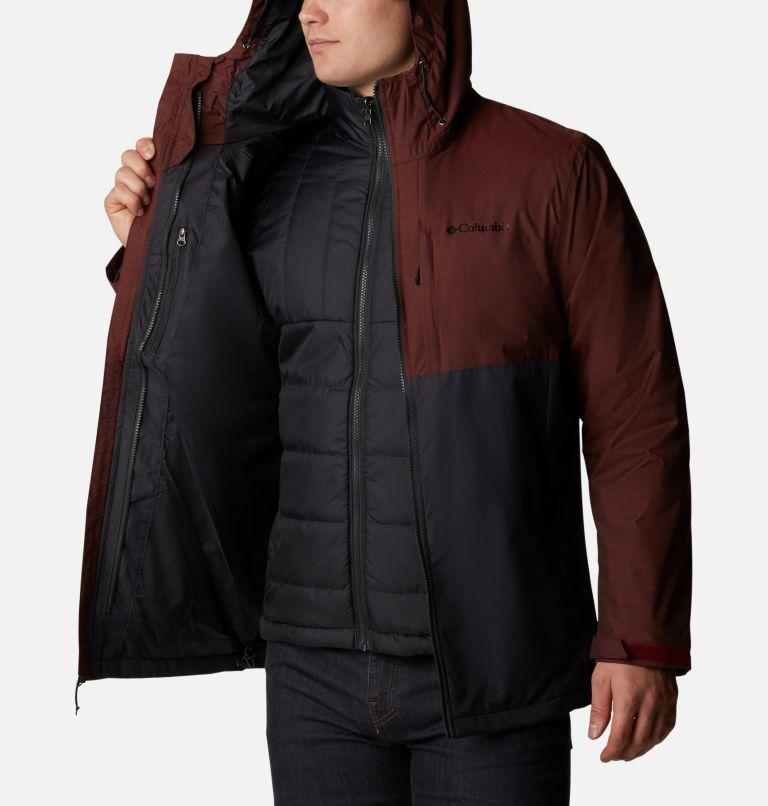 Ridge Gates™ Interchange Jacket | 013 | XL Men's Ridge Gates™ Interchange Jacket, Shark Twill, Red Jasper Slub, a3
