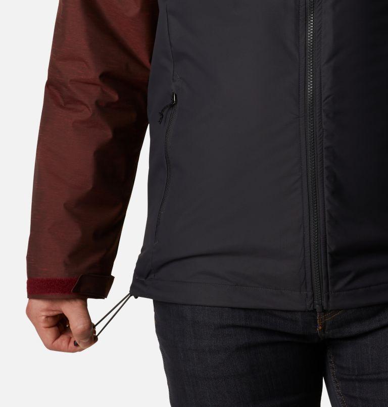 Ridge Gates™ Interchange Jacket | 013 | XL Men's Ridge Gates™ Interchange Jacket, Shark Twill, Red Jasper Slub, a4