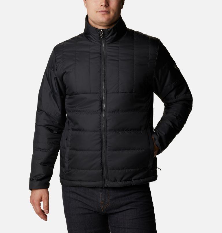 Ridge Gates™ Interchange Jacket | 013 | XL Men's Ridge Gates™ Interchange Jacket, Shark Twill, Red Jasper Slub, a5
