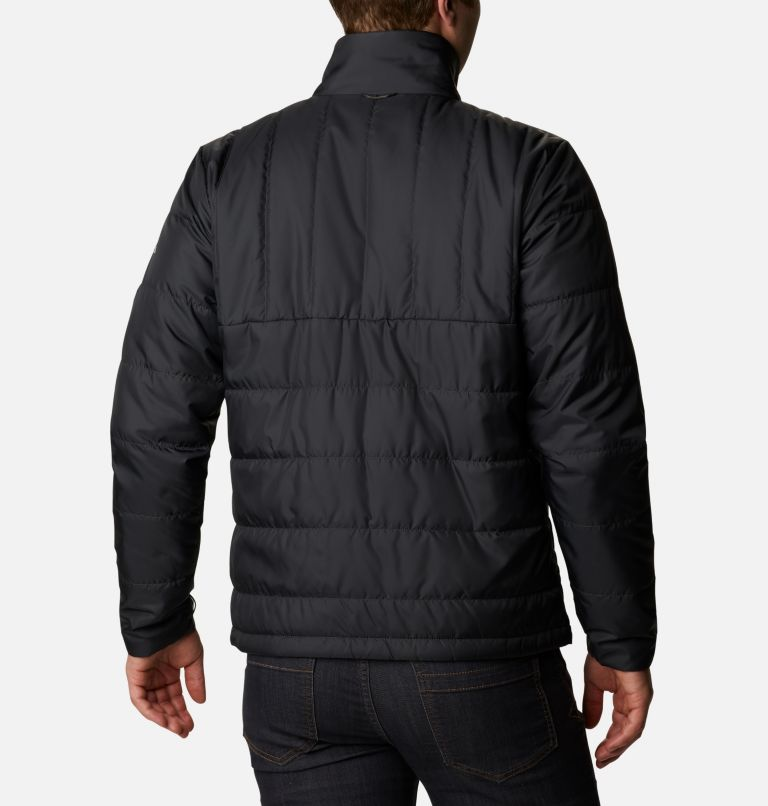 Ridge Gates™ Interchange Jacket | 013 | XL Men's Ridge Gates™ Interchange Jacket, Shark Twill, Red Jasper Slub, a6