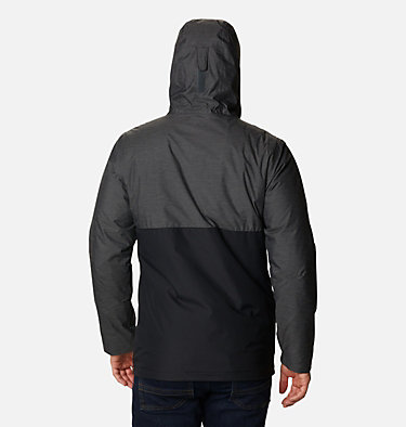 Veste Interchange Ridge Gates™ Homme Ridge Gates™ Interchange Jacket | 010 | L, Shark Twill, Shark Slub, back