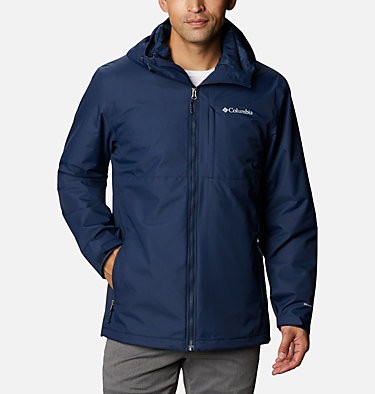 Veste Interchange Ridge Gates™ Homme Ridge Gates™ Interchange Jacket | 010 | L, Collegiate Navy Dobby, front