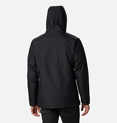 Men's Ridge Gates™ Interchange Jacket - Big Ridge Gates™ Interchange Jacket | 465 | 1X, Black Dobby, back