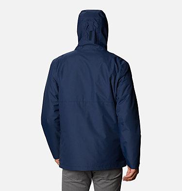 Men's Ridge Gates™ Interchange Jacket - Tall Ridge Gates™ Interchange Jacket | 465 | 5XT, Collegiate Navy Dobby, back