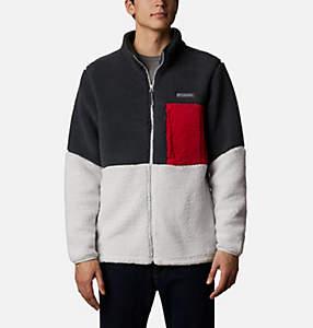Men's Mountainside™ Heavyweight Sherpa Fleece Jacket