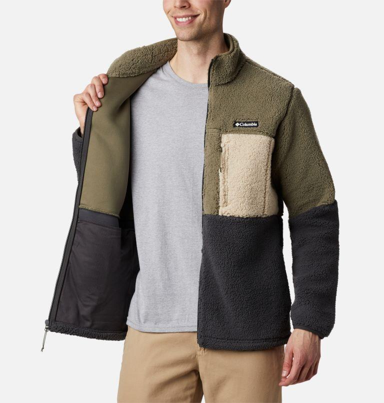 Men's Mountainside™ Heavyweight Sherpa Fleece Jacket Men's Mountainside™ Heavyweight Sherpa Fleece Jacket, a3