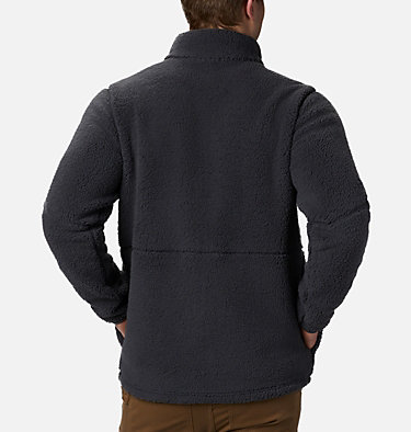 Men's Mountainside™ Heavyweight Fleece Mountainside™ Heavyweight Fleece | 397 | M, Shark, back