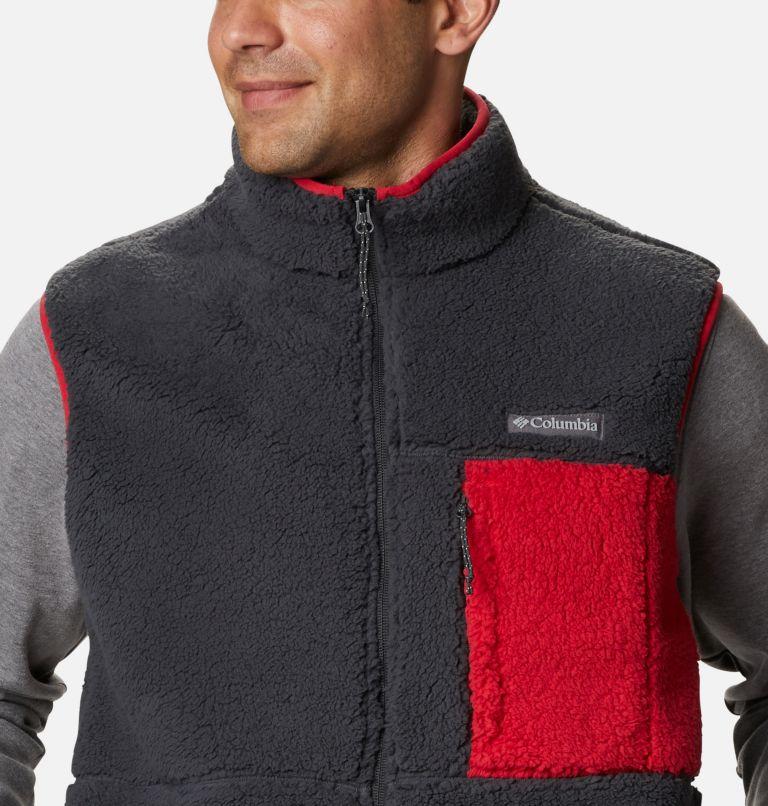 Men's Mountainside™ Sherpa Fleece Vest Men's Mountainside™ Sherpa Fleece Vest, a2