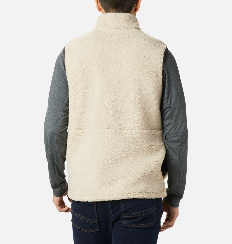 Men's Mountainside™ Sherpa Fleece Vest Men's Mountainside™ Sherpa Fleece Vest, back