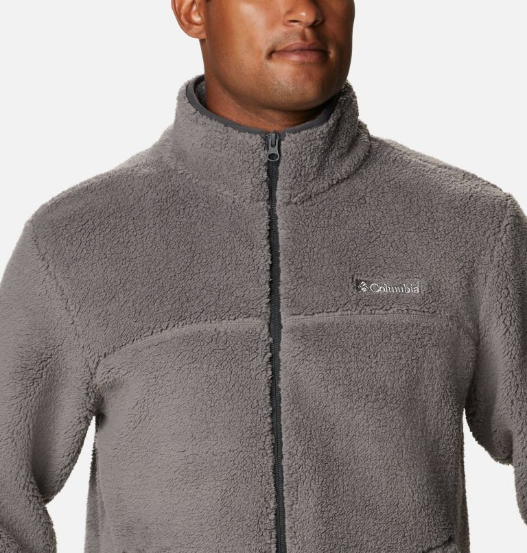 Men's Rugged Ridge™ II Sherpa Full Zip Fleece Jacket Men's Rugged Ridge™ II Sherpa Full Zip Fleece Jacket, a2